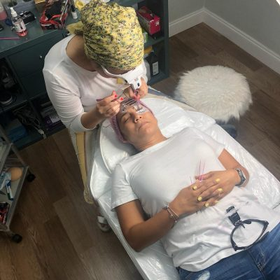 Eyelash extension training in miami
