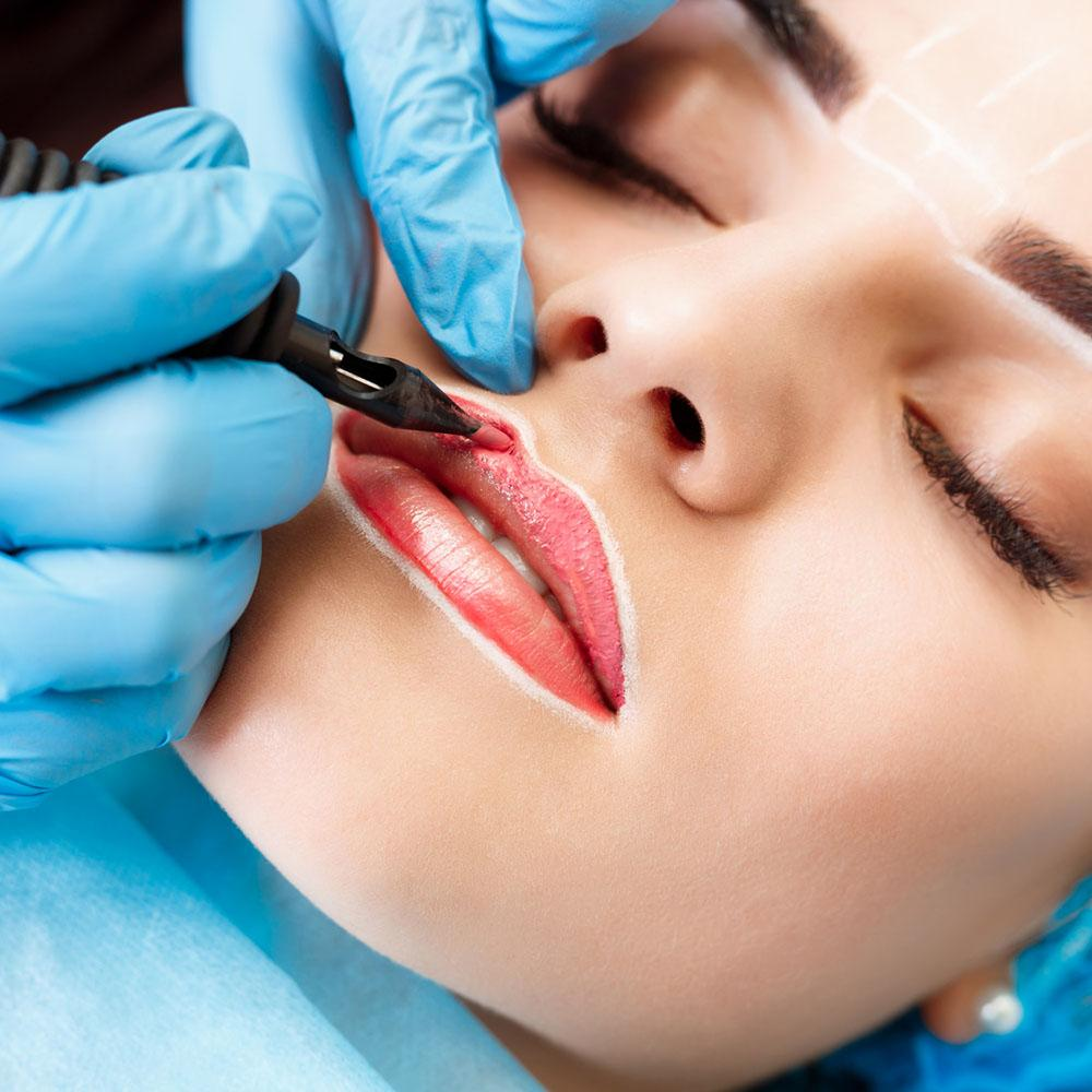 Permanent Makeup Training Register